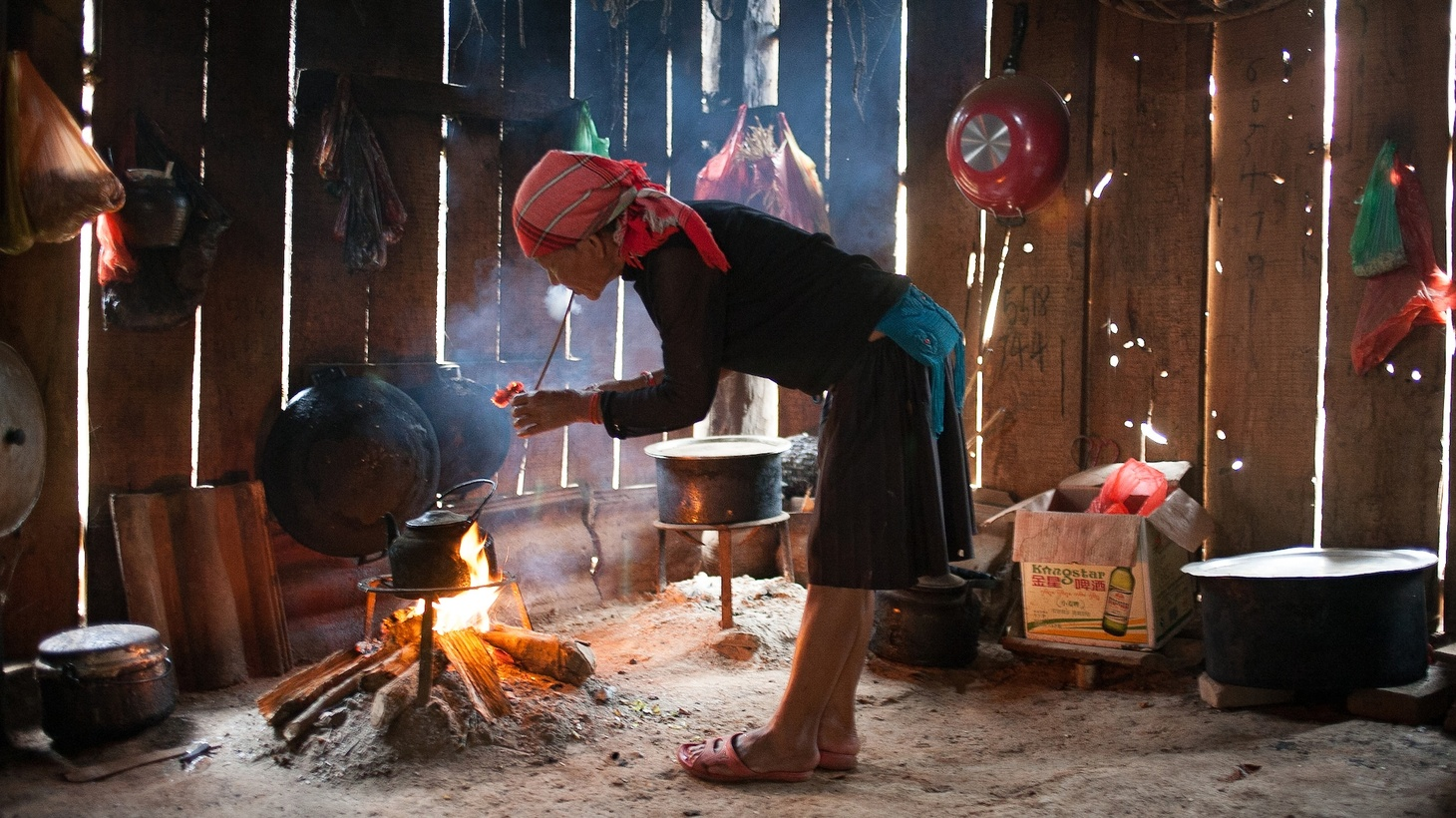 """Excerpted from """"Cooking South of the Clouds: Recipes and stories from China's Yunnan province"""" by Georgia Freedman."""