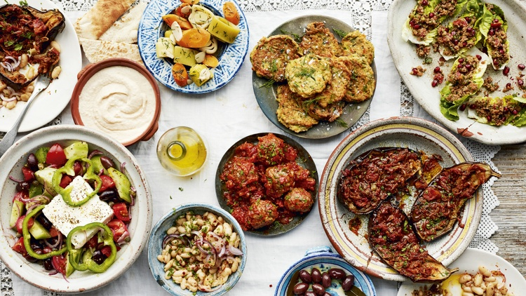 As the world opens back up, food and travel writer Yasmin Khan explores what locals and refugees are eating in three Eastern Mediterranean countries.
