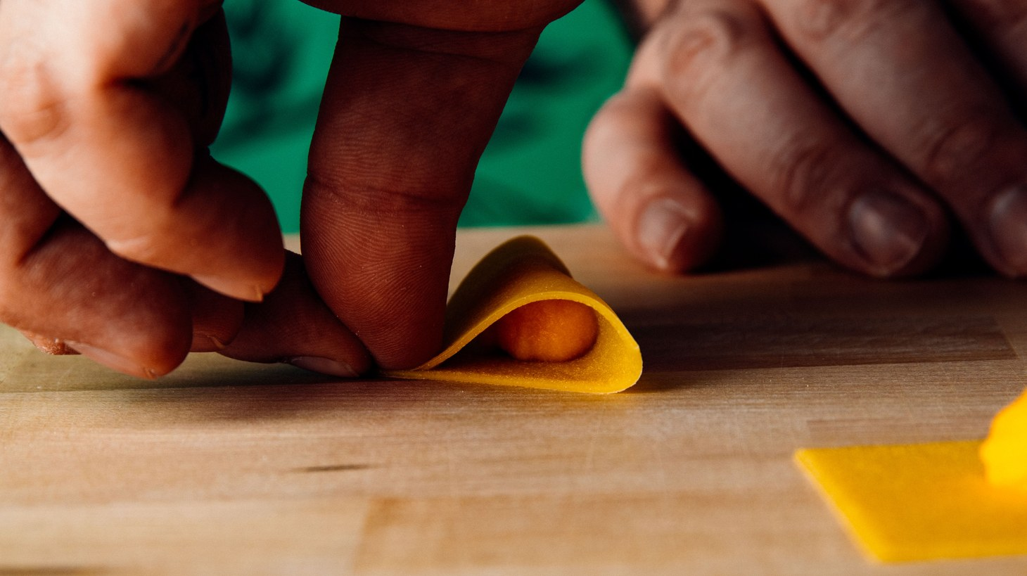 """Excerpted from """"American Sfoglino: A Master Class in Handmade Pasta (Pasta Cookbook, Italian Cooking Books, Pasta and Noodle Cooking)"""" by Evan Funke."""