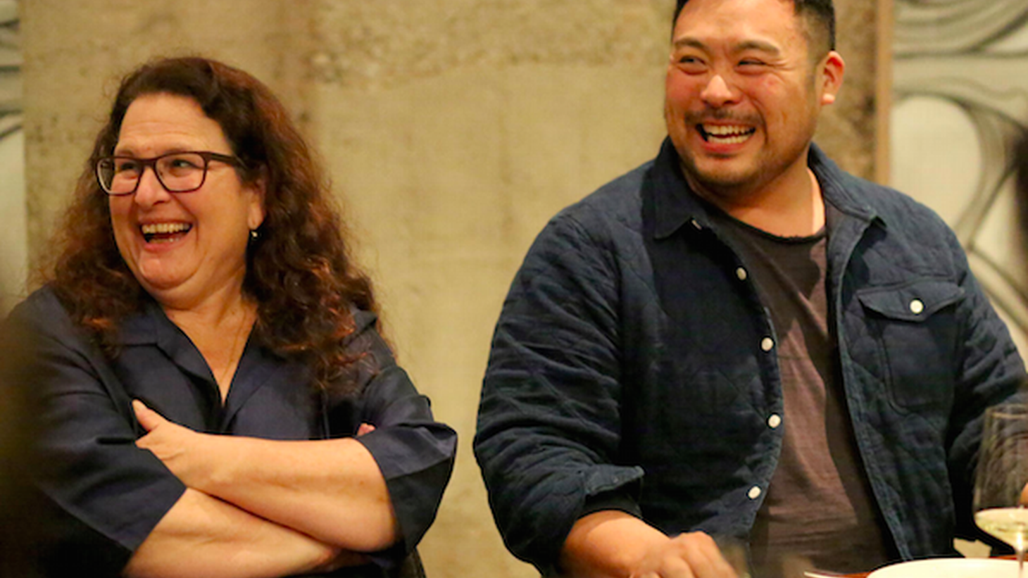 This is the extended version of Evan Kleiman's conversation with David Chang, chef and founder of Momofuku and creator of the hit Netflix show Ugly Delicious.