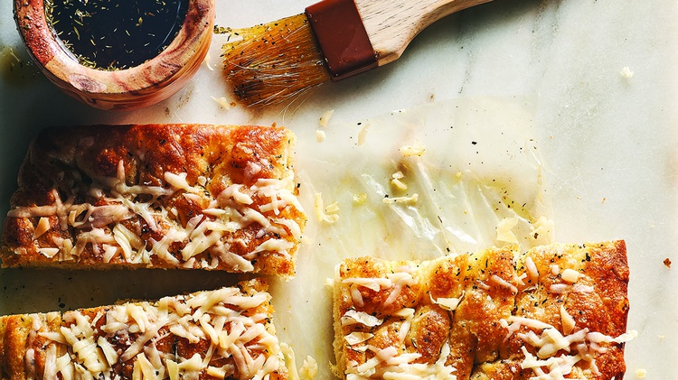 Crispy, chewy, and cheesy—pan pizza is having a moment