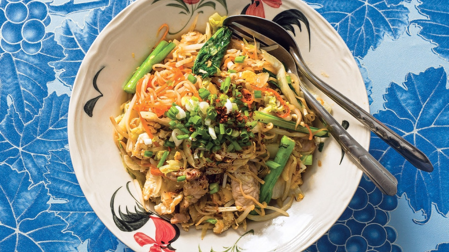 """Andy Ricker's MAMA Phat from his book """"Pok Pok Noodles."""" Ricker recently chose to close all of his Pok Pok restaurants."""