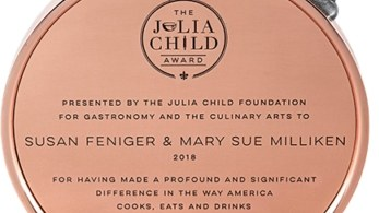 Mary Sue Milliken and Susan Feniger of Border Grill are the first women to receive the Julia Child Award since it was established in 2015.