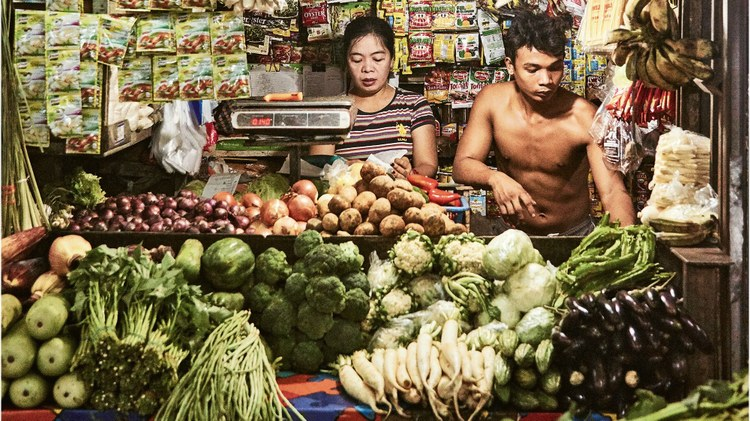 Filipino food: roots and new directions