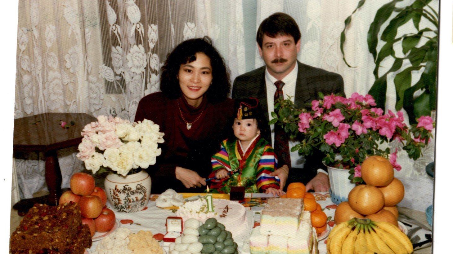 Growing up with her mother and father in Eugene, Oregon, Michelle Zauner took biannual trips to visit her mother's family in Seoul.