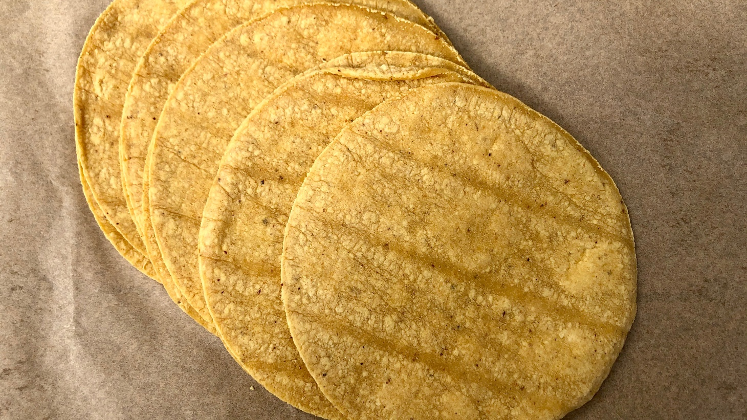 Tehachapi Heritage Grain Project tortillas, made by Kernel of Truth, are available at the Weiser Family Farm's stand at the Sunday Mar Vista Farmers Market.