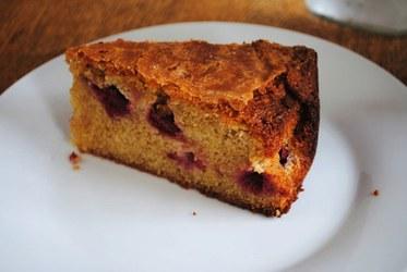 Rasberry Butter Cake
