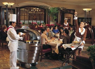 Lawry's Dining