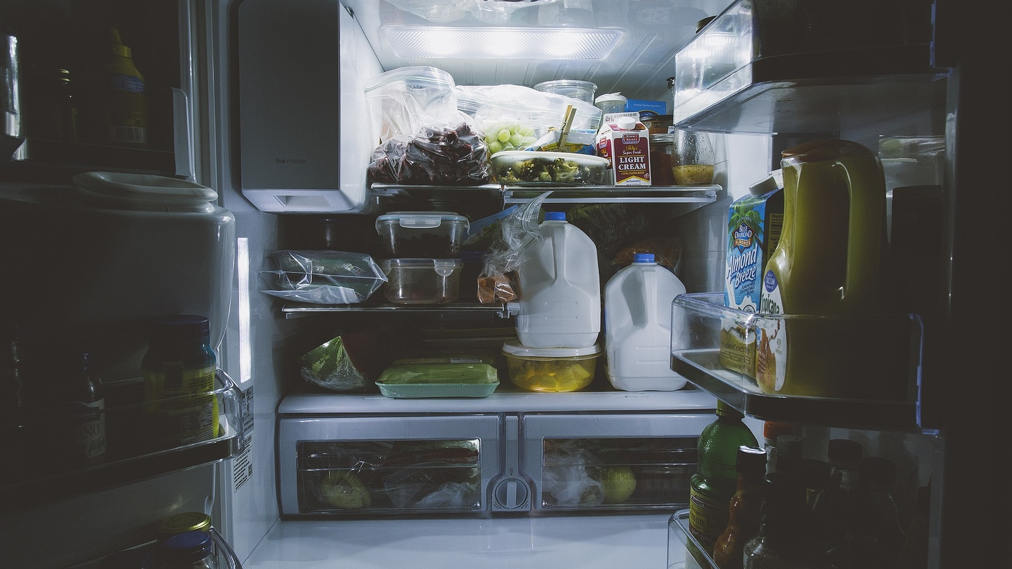 Food writer Dakota Kim describes playing Jenga in the refrigerator with the containers of Korean food her mother voraciously makes and brings over during the pandemic.