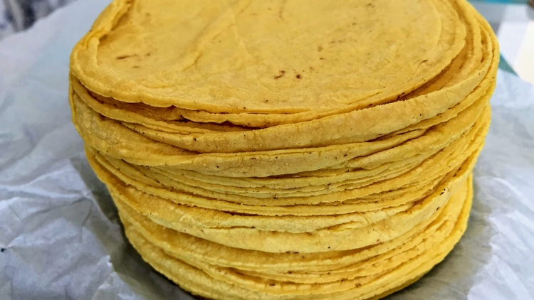 """The bracket for the annual Tortilla Tournament has been narrowed down to what judge Gustavo Arellano refers to as the """" Suave Sixteen """" - with eight corn and eight flour contenders…"""