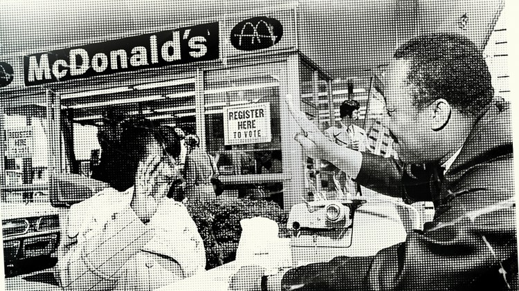 he first Black franchised McDonald's opened in December 1968. By 1971, the number of Black franchises grew to almost 50.