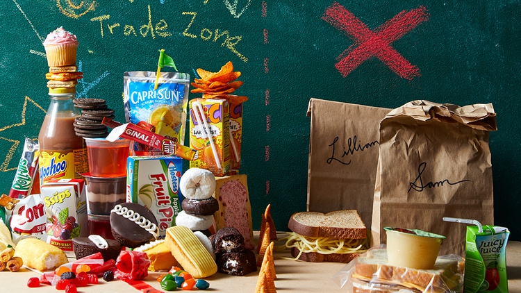 School lunch carries an identity that can create pride and comfort or scar you for life.
