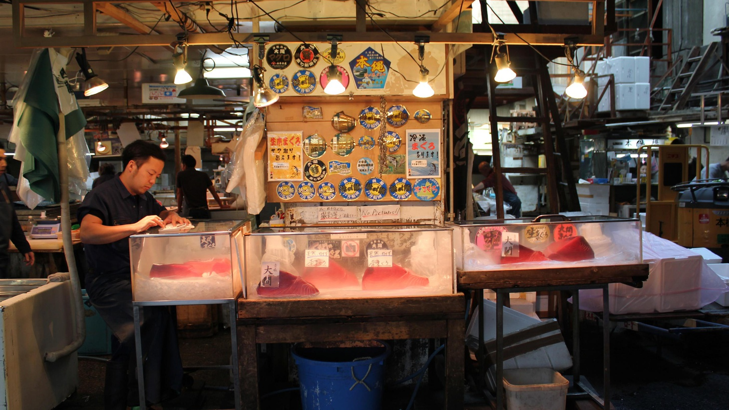 From the Tsukiji Market's tuna auction, to Japanese soul food and dashi, we take a look at Japanese cuisine.
