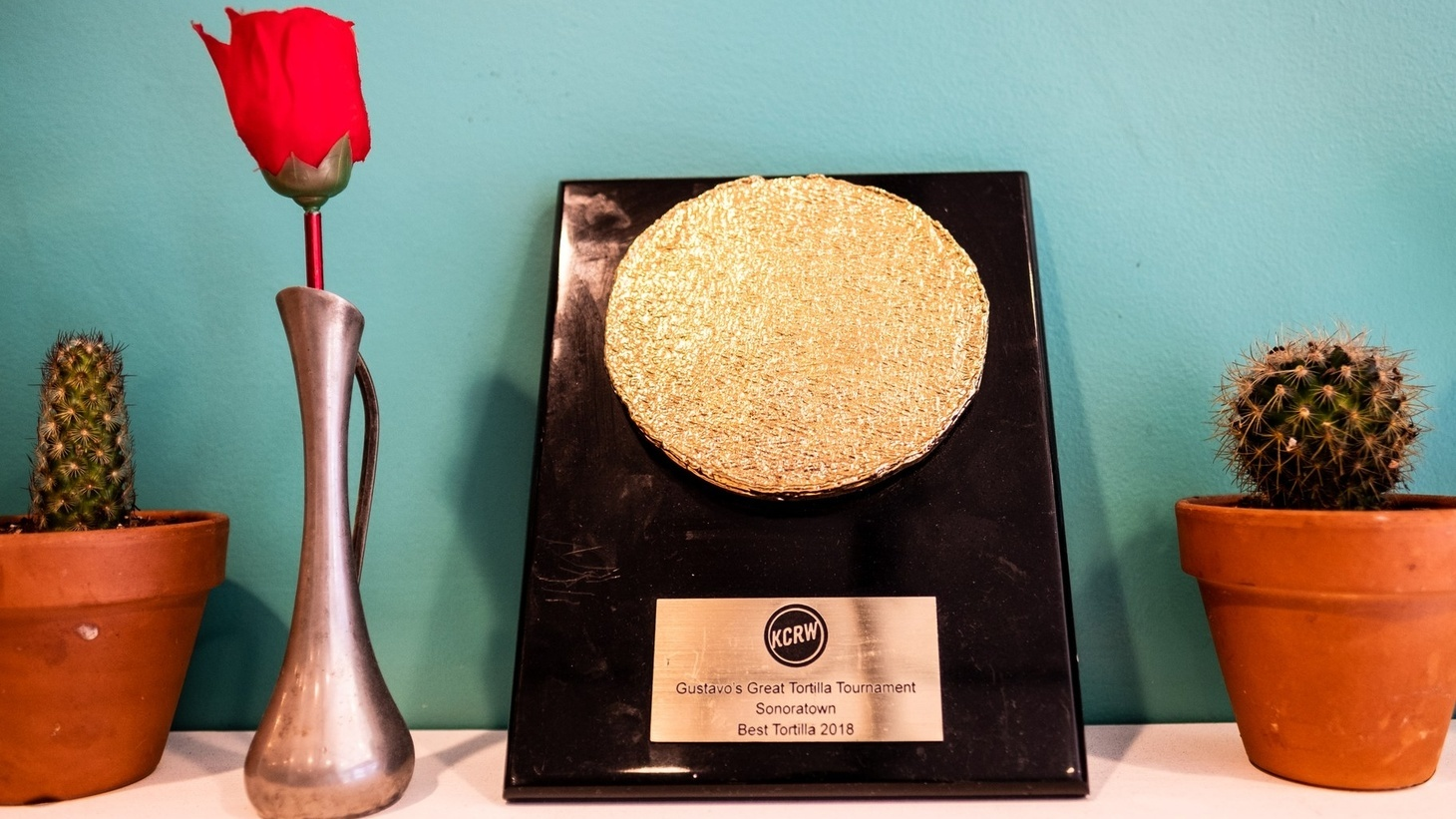 Good Food is one week closer to handing out the Golden Tortilla trophy in the corn and flour tortilla categories.