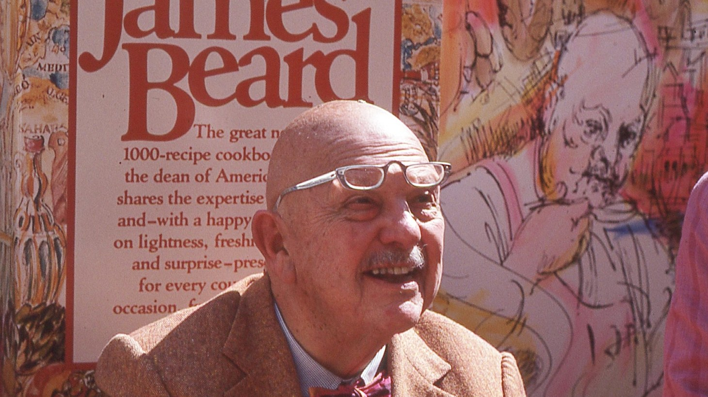 In pursuit of becoming an operatic tenor, James Beard discovered he had a knack for writing about food and teaching America to cook.