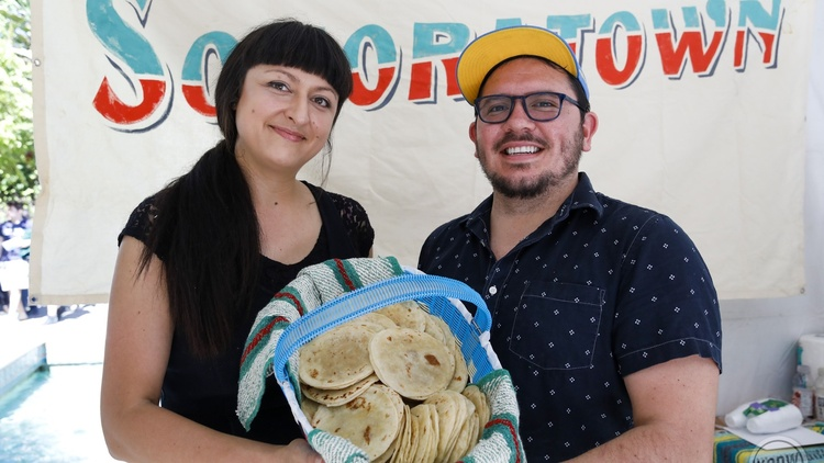 Patricia Escárcega   recently waxed poetic on the pleasures of eating at Sonoratown in downtown LA.