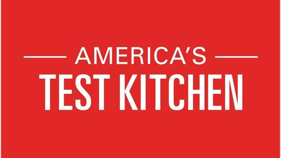 America's Test Kitchen.