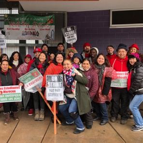 Student nutrition and the LAUSD strike