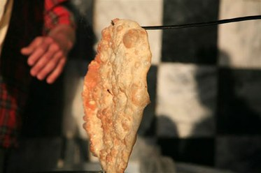 Afghani Breakfast Bread