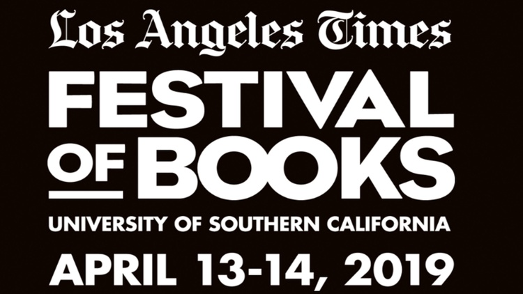 Food talks at the LA Times Festival of Books