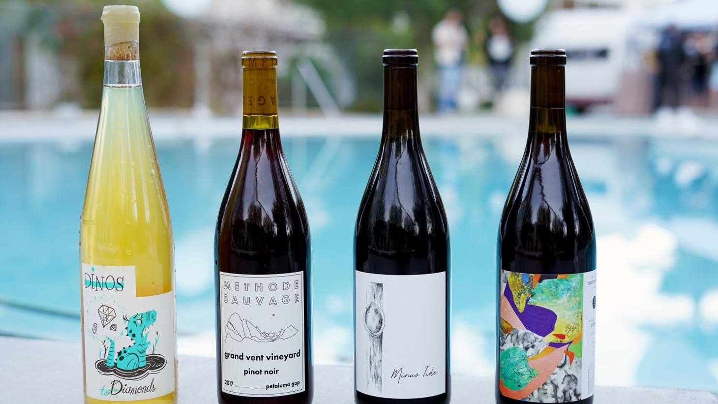 A handful of Ross' favorite bottles from the first annual Palm Springs Wine Festival.