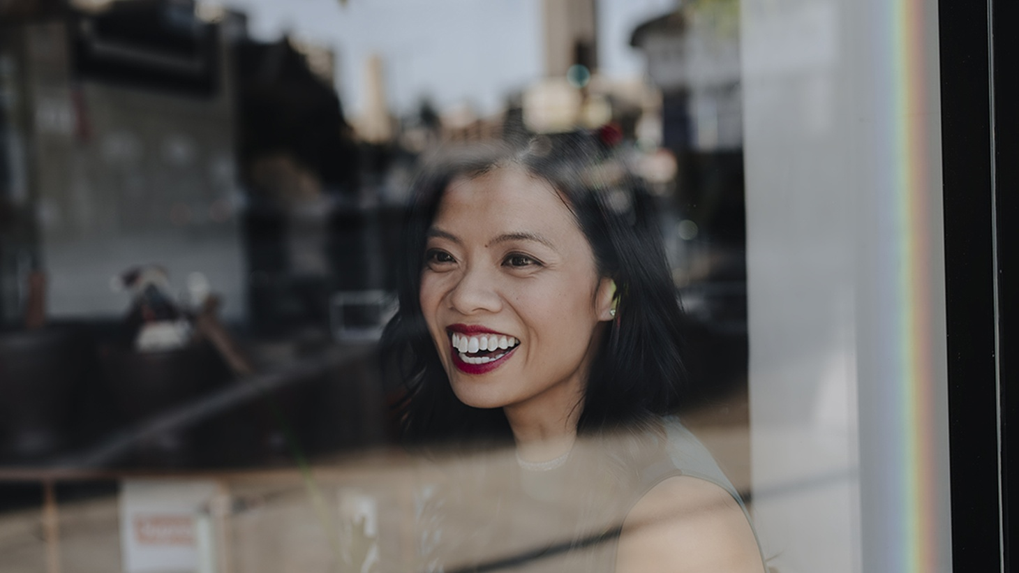 Lien Ta, founder of LA restaurants Here's Looking at You and All Day Baby, reflects on why business trouble caused by COVID shutdowns helped her to discover an interest in politics.