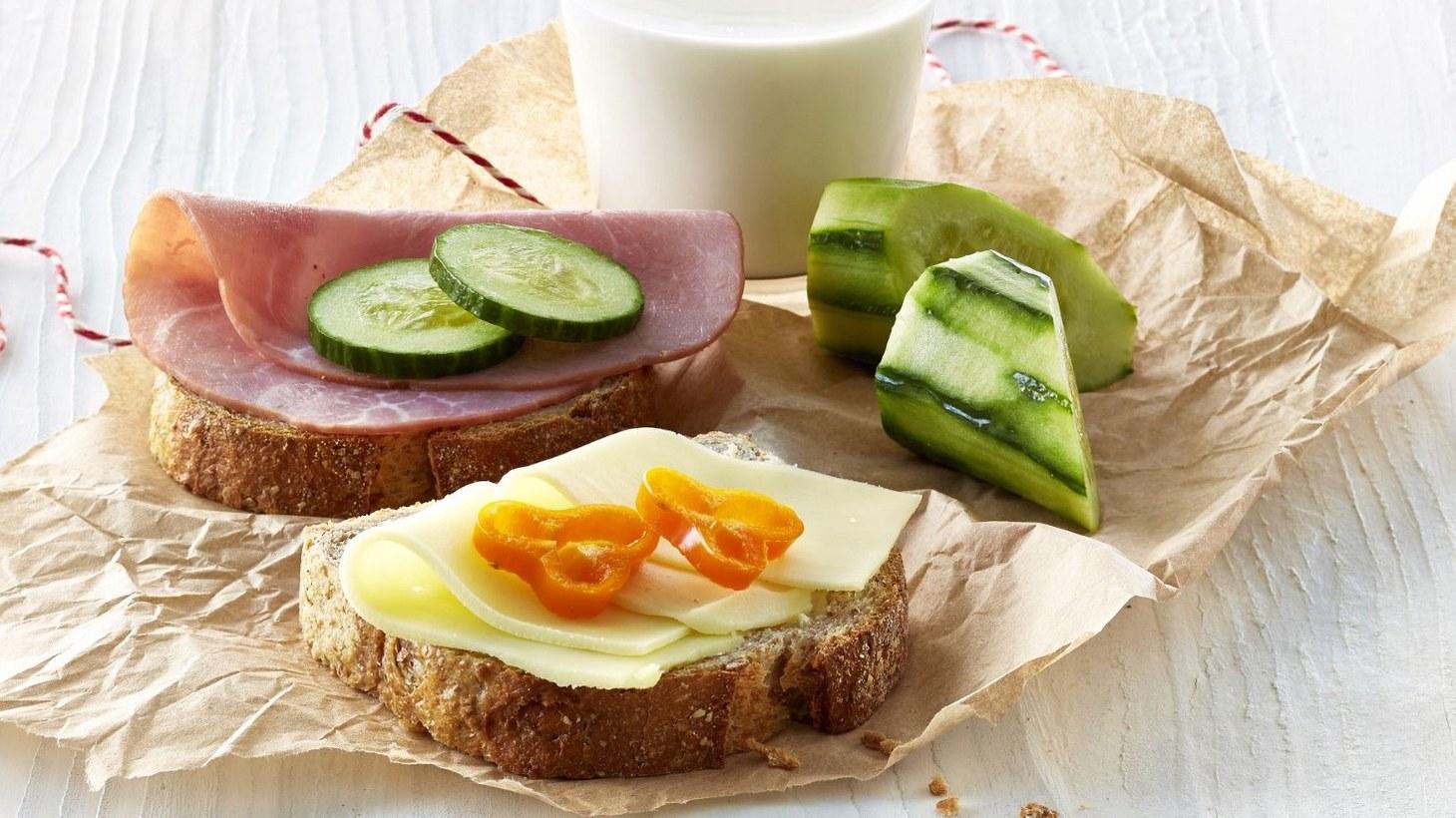 Matpakke, or the Norwegian art of packed lunch.