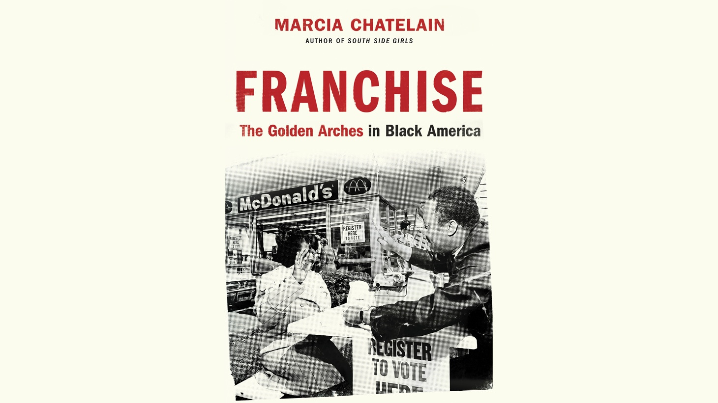 "The cover of ""Franchise."""
