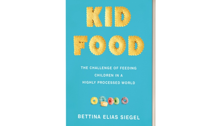 One of the challenges of modern parenting? Feeding kids.