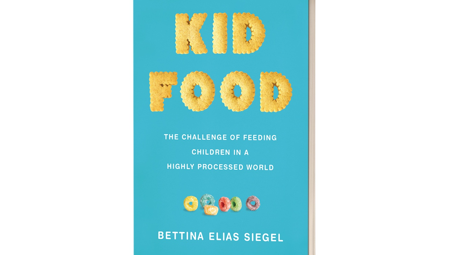 "The cover of ""Kid Food."""