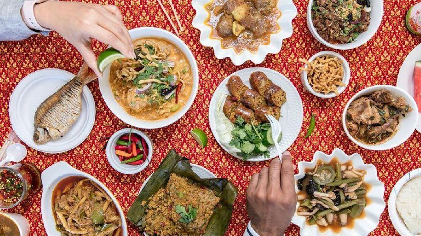 LA Times restaurant critic Bill Addison visits the Northern Thai Food Club in Thai Town.