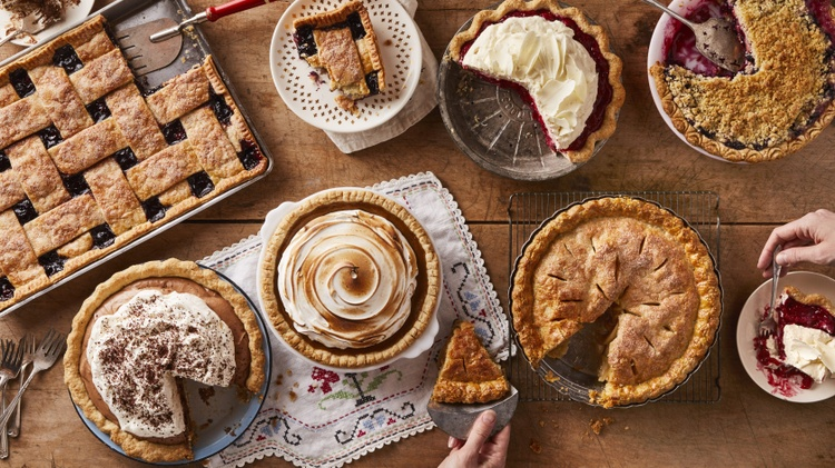 In America's heartland, home baking is a beloved tradition