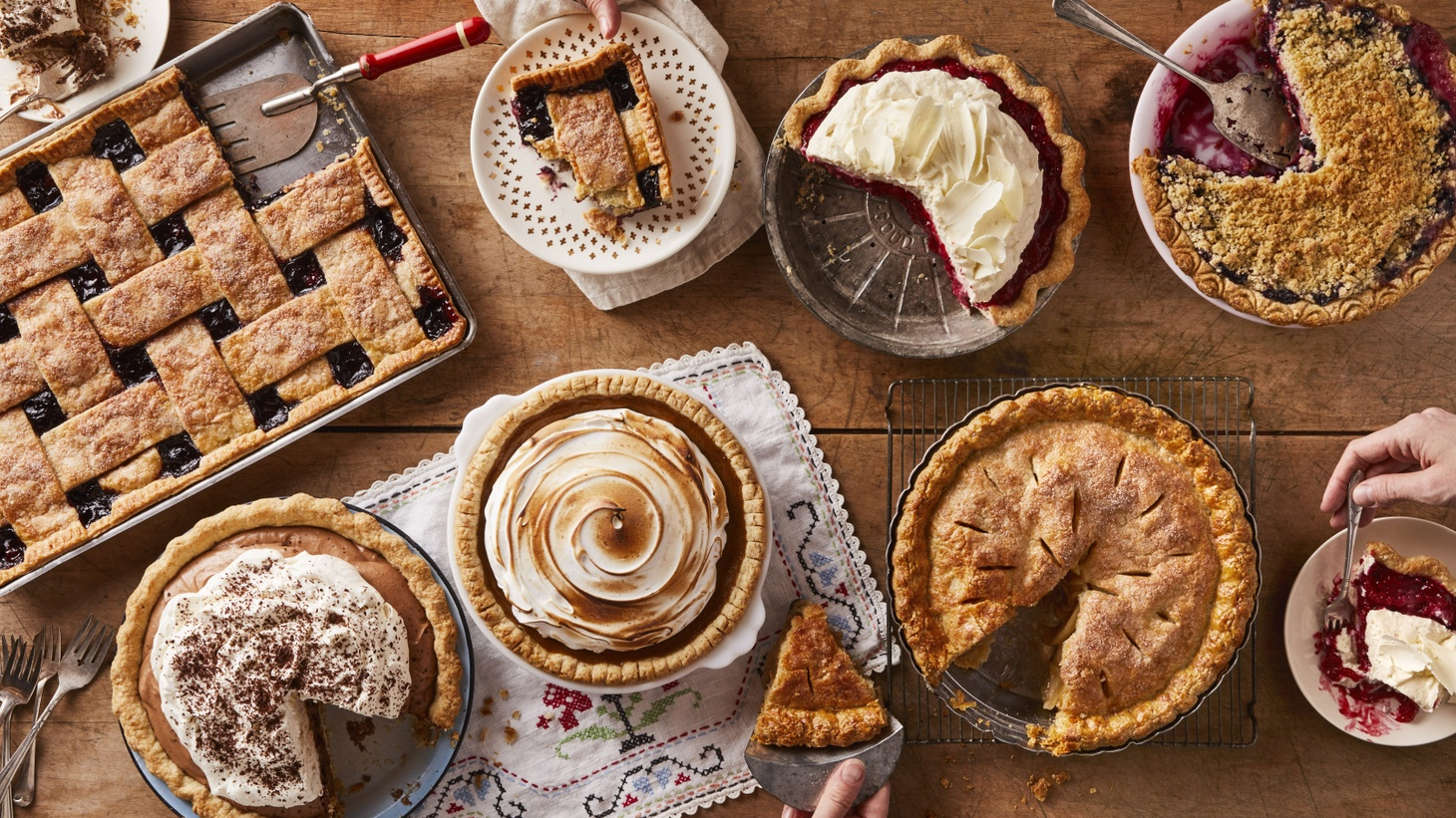"""Excerpted from """"Midwest Made: Big, Bold Baking from the Heartland"""" by Shauna Sever."""