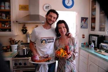 Gabriele and Debi
