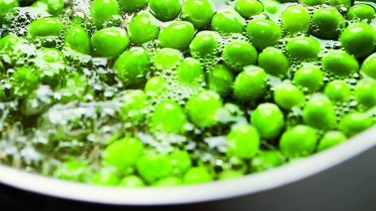 A straightforward pea soup is a perfect way to get the most out of spring produce before heading into the season of the melon and tomato.