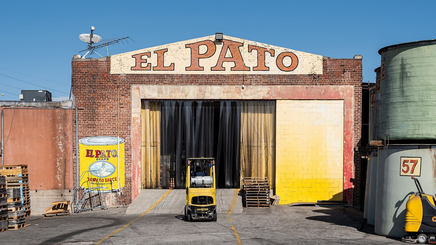 Ever-present in the grocery store aisle, the ubiquitous Angeleno hot sauce, El Pato, is manufactured in East LA.