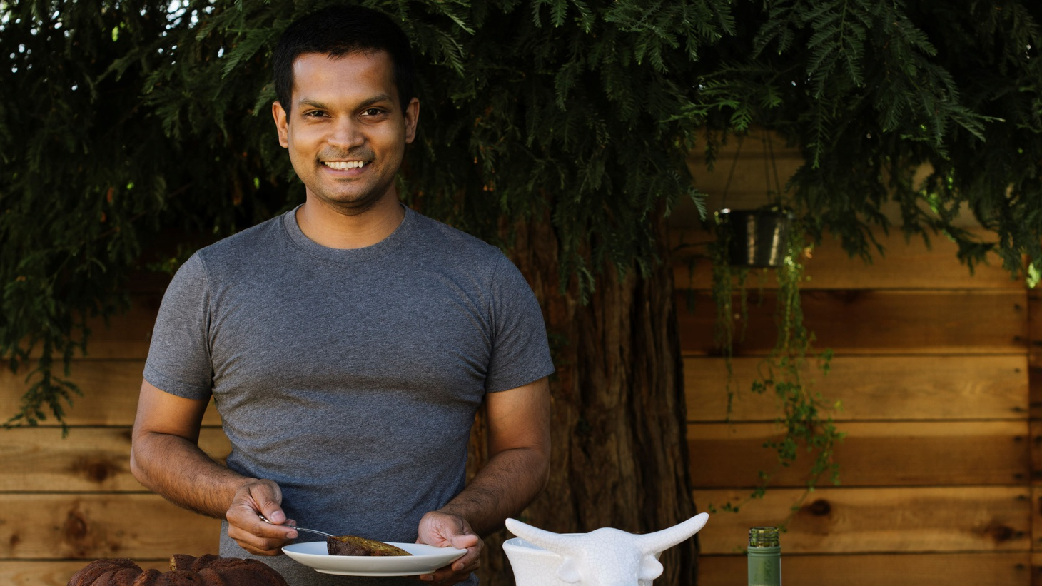 Nik Sharma's path has led from Mumbai to the U.S., and from the world of genetics to food writing.