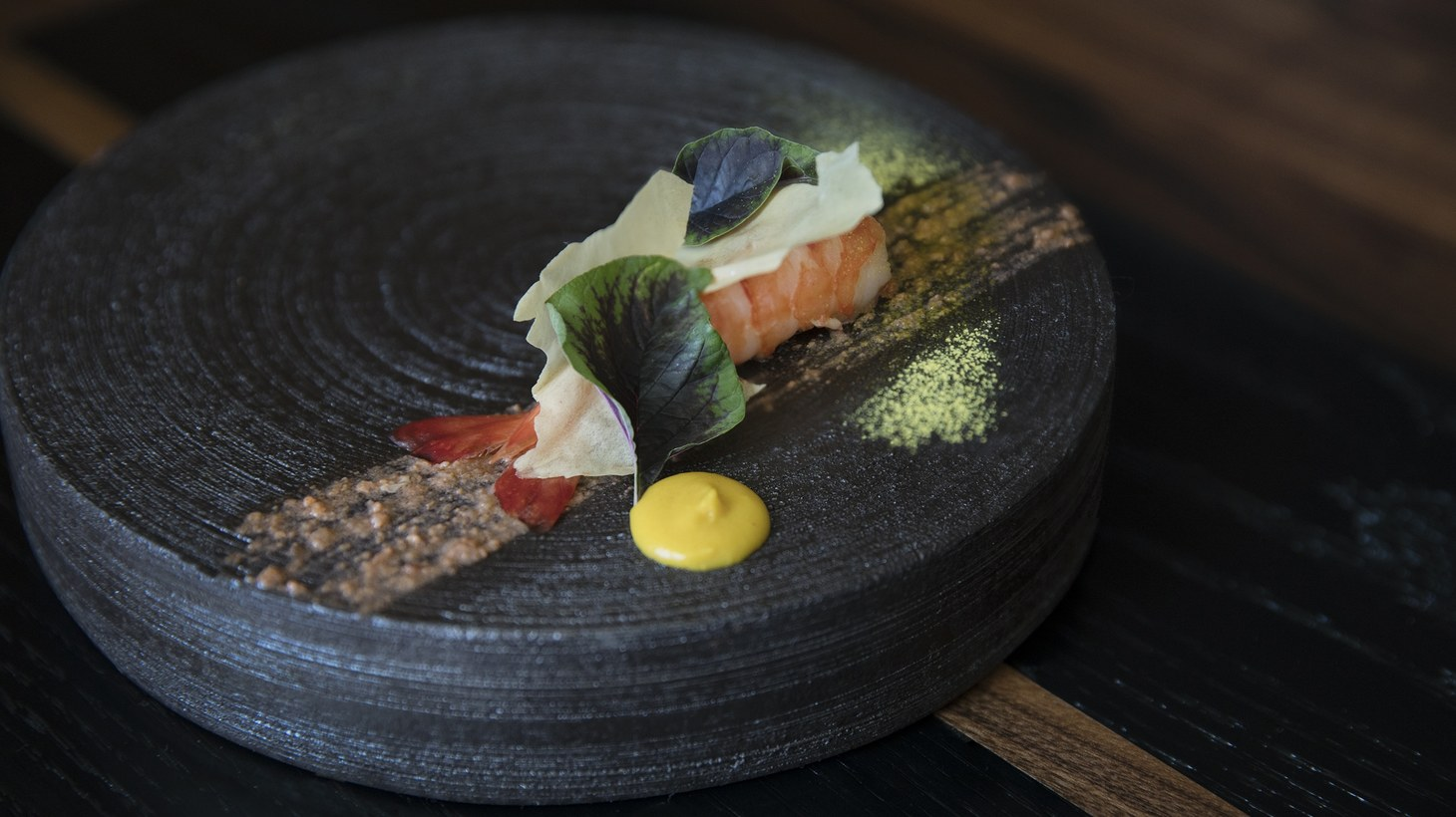 Niki Nakayama is one of the few elite American practitioners of kaiseki, considered the apex of Japanese cuisine.