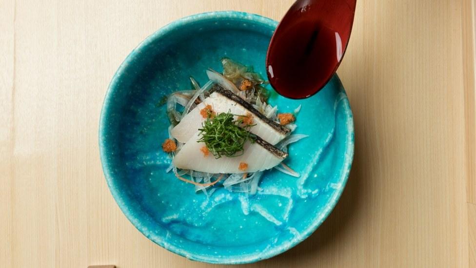 Sawara (Spanish mackerel).