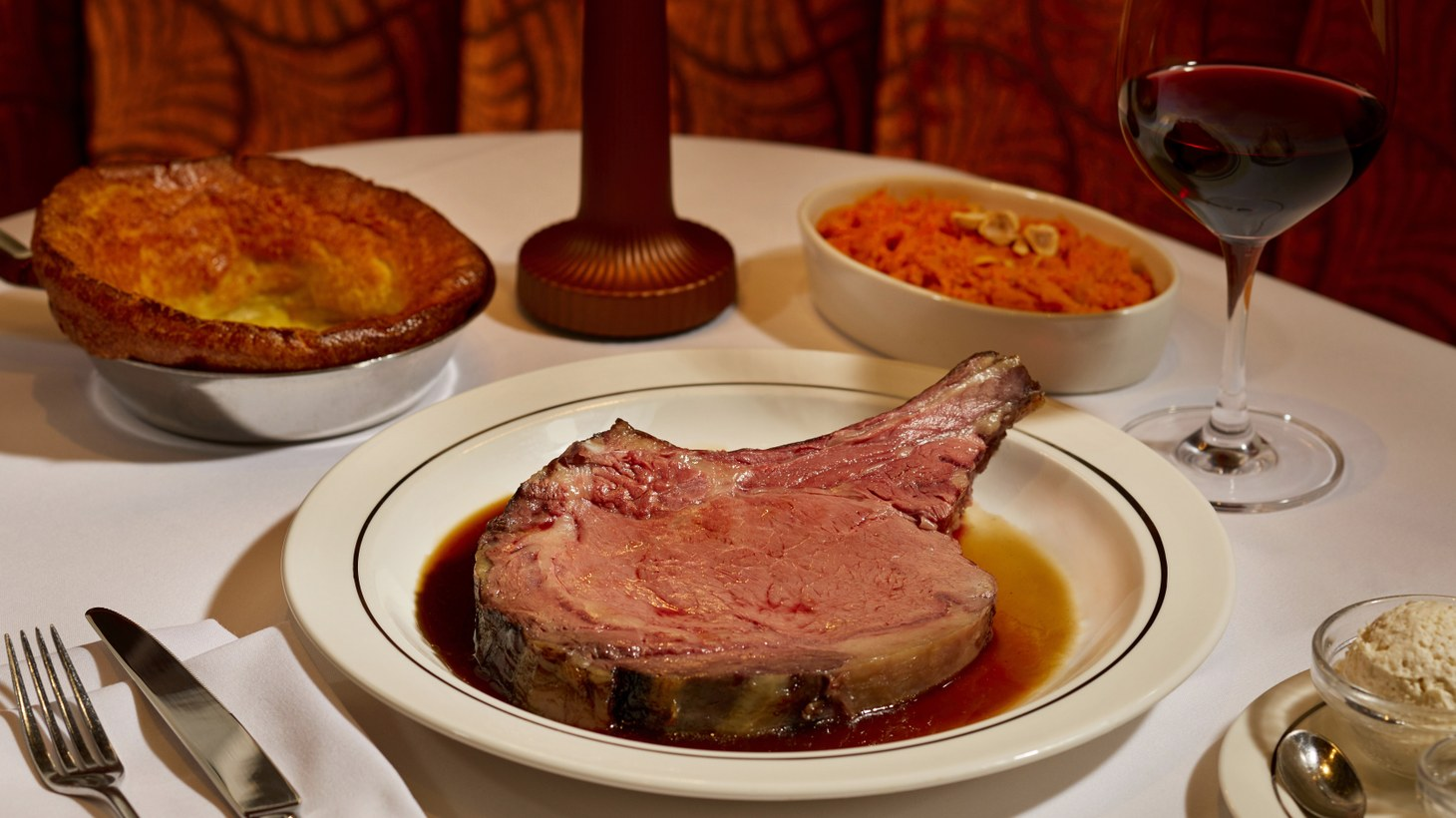 Lawry's The Prime Rib is an LA institution, and it's celebrating its 80th anniversary.