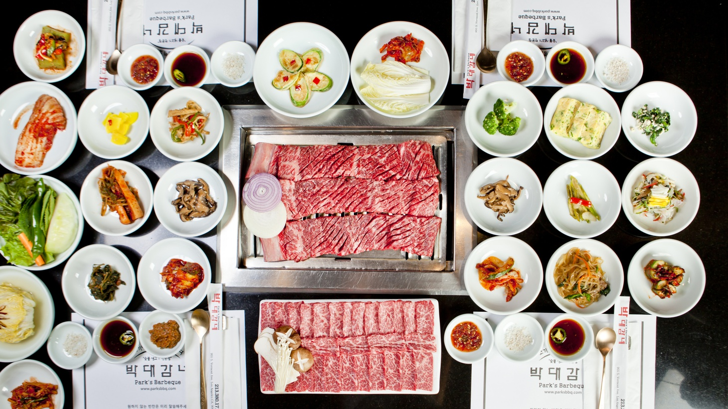 Jenee Kim shares the history of opening Park's BBQ in Koreatown and how the restaurant adapted a communal dining experience to a to-go concept during the pandemic.