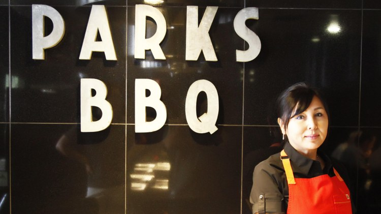 Tucked into a strip mall on South Vermont Avenue, Park's BBQ has been a fixture of Koreatown for nearly two decades.