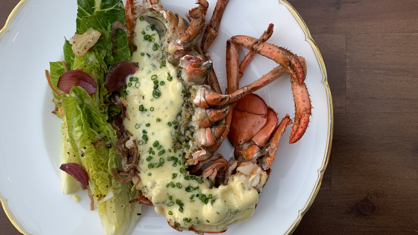 """""""When your priorities are forced to change, you start to reexamine what's truly important in food,"""" says Chef Dave Beran at Pasjoli. He has altered his bistro-style menu to a pandemic audience while still maintaining a French flair."""