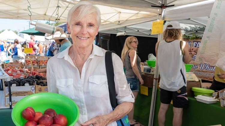 Market Report correspondent Laura Avery is retiring after this week's report. But first, she checks in with with former Susan Feniger, former Good Food host and restaurateur.