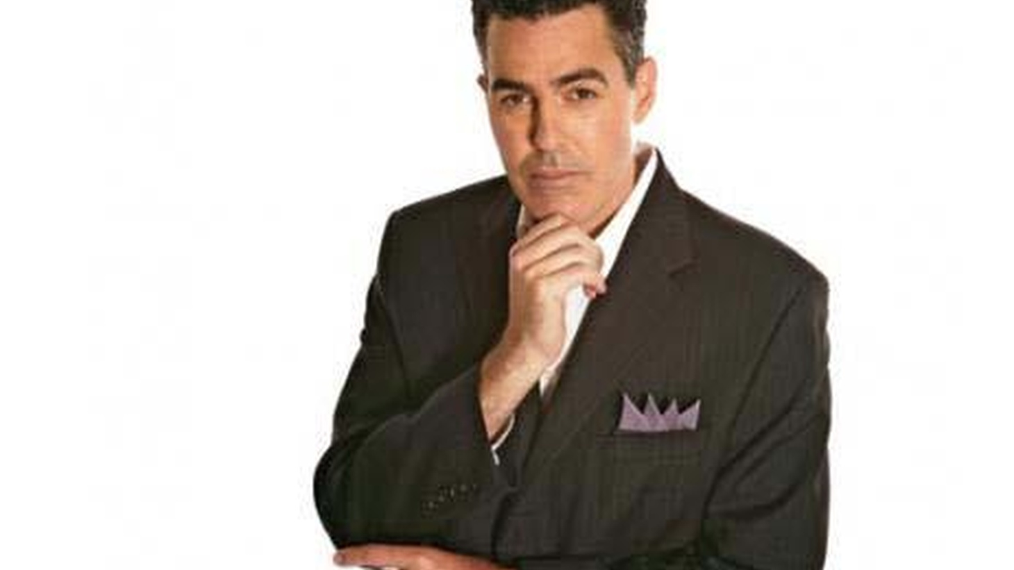 Comedian and radio personality Adam Carolla talks with Evan Kleiman about his love of pie.