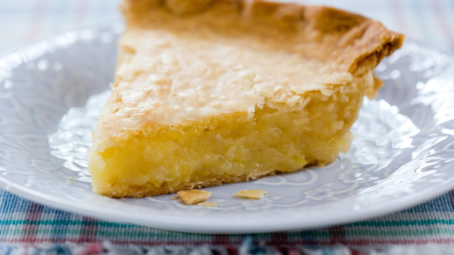 Jack Bishop of America's Test Kitchen on PBS shares stories and recipes for American lost pies - desserts of a bygone era.
