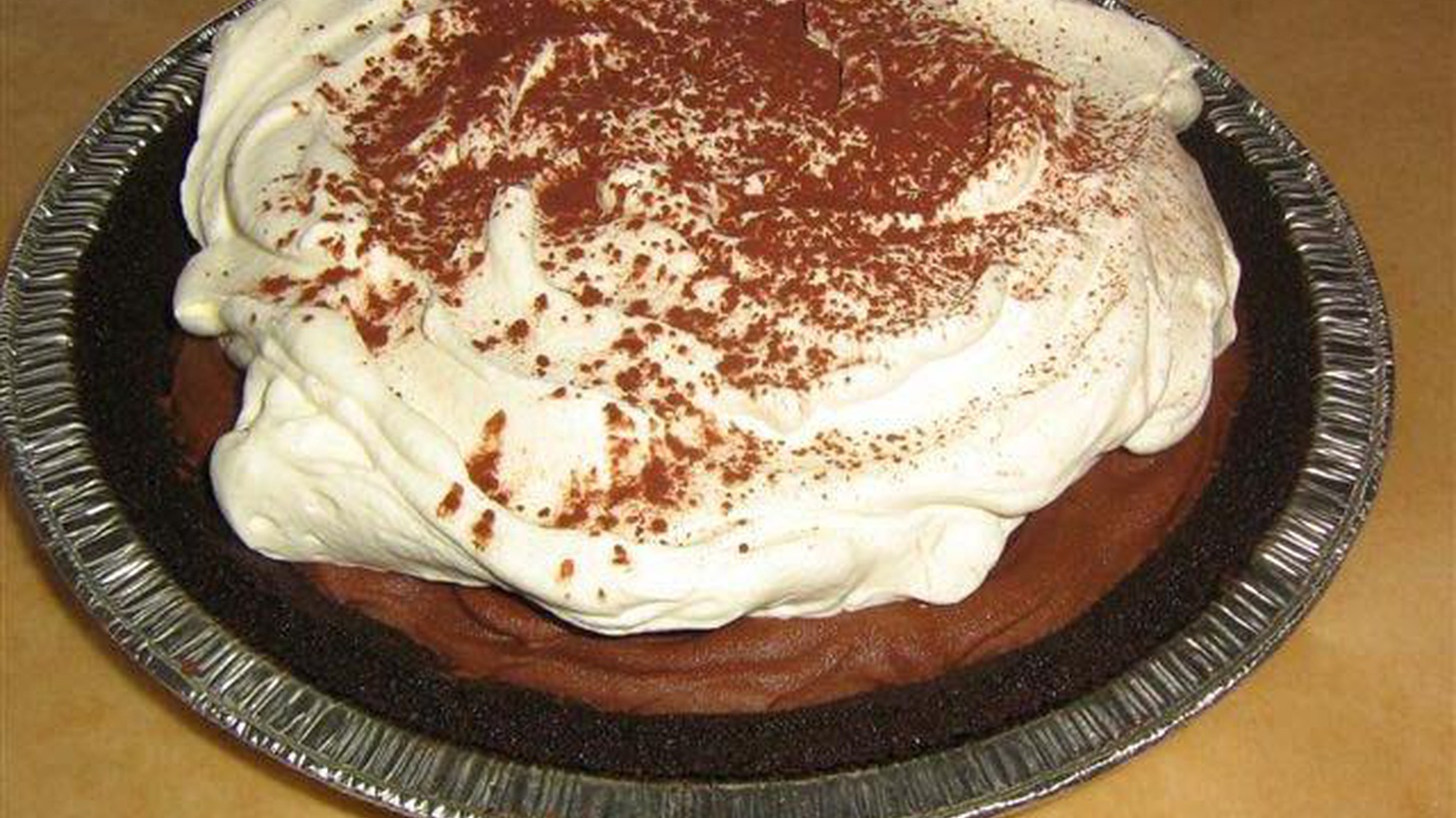 Pastry Chef Roxana Jullapat of Ammo Cafe in Hollywood shares her recipe for Chocolate Silk Pie.