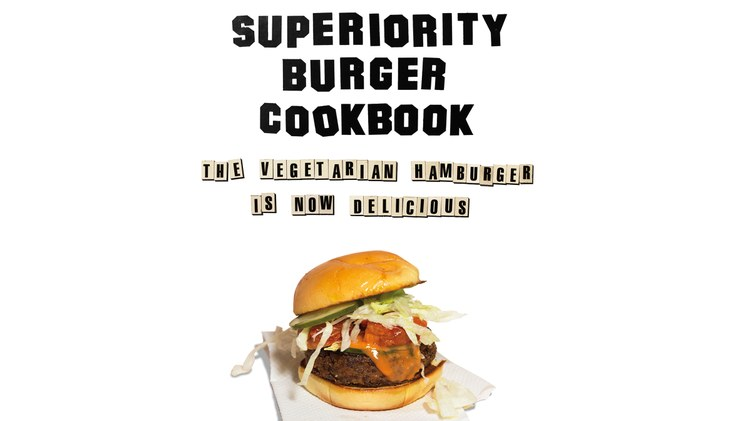There are a few signs that  Superiority Burger    isn't fast food as usual.