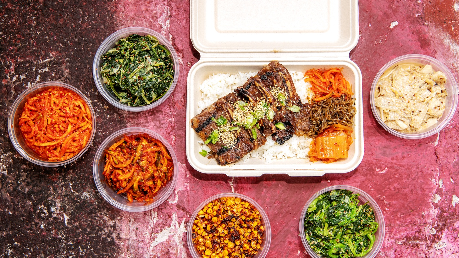 Los Angeles Times restaurant critic Bill Addison reviews Shiku, the new Korean casual spot by Chef Kwang Uh and Mina Park in the Grand Central Market.