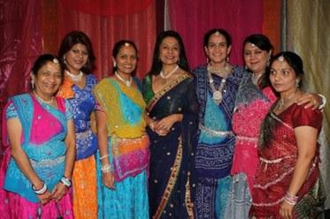Diwali Saris